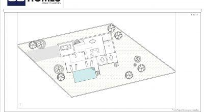 planos de casas de diseño 19.Moraira