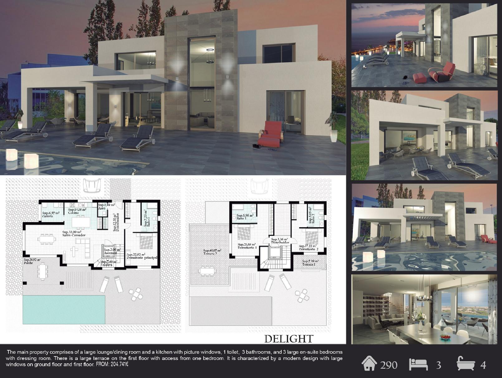 Catálogo Villa Delight