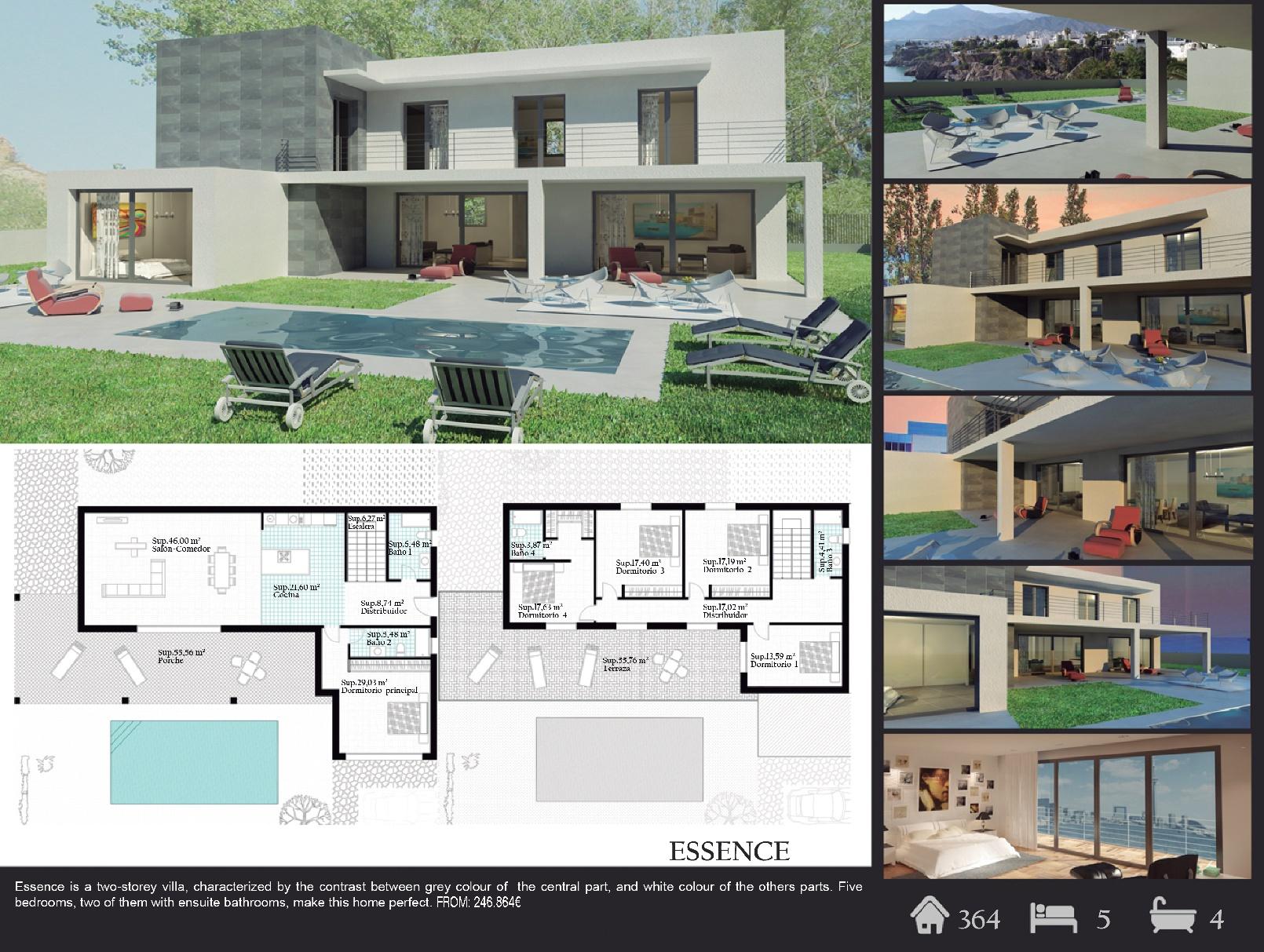 Catálogo Villa Essence