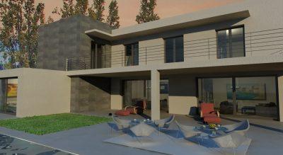 Villa Essence fachada 1
