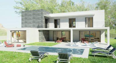 Villa Essence fachada 3