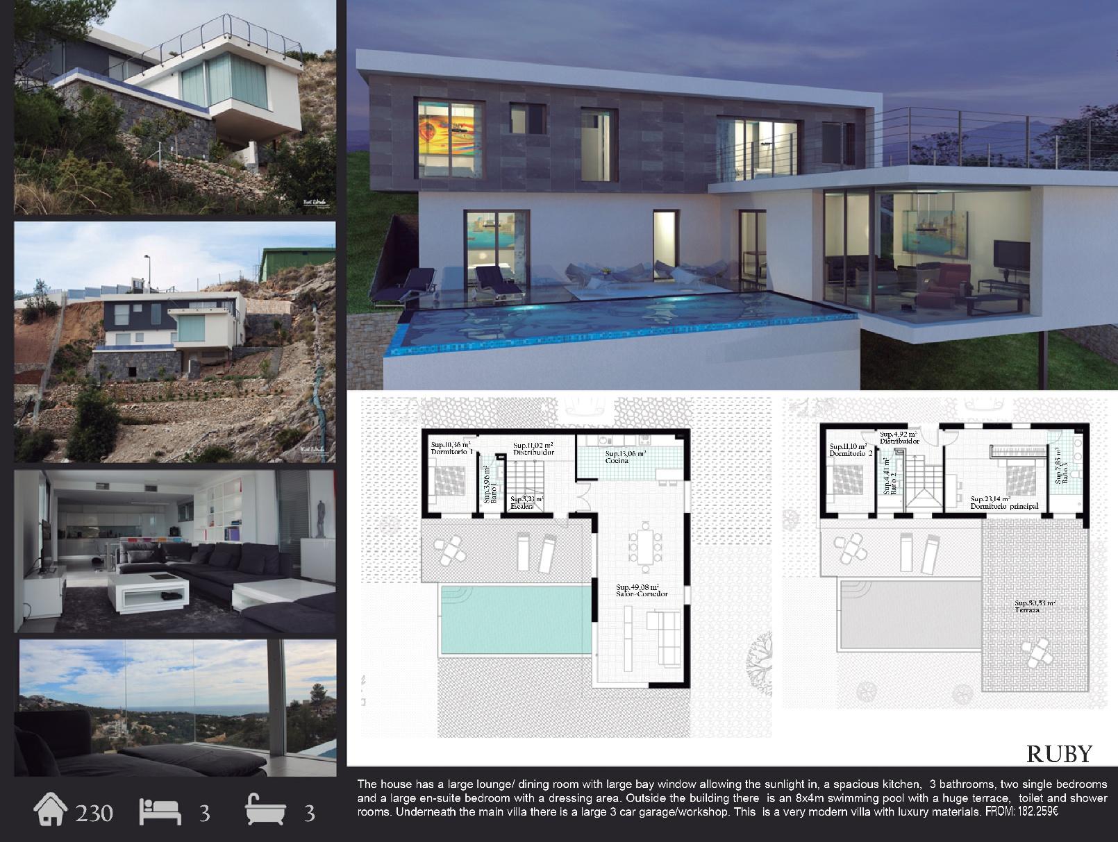 Catálogo Villa Ruby