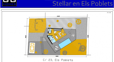 stellar denia plano 1