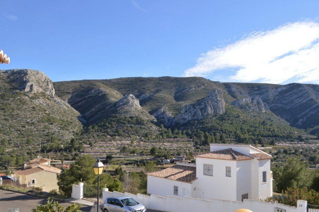 montaña grande muntanya gran pedreguer alicante costa blanca españa gg homes casas modernas casa moderna turismo costa blanca