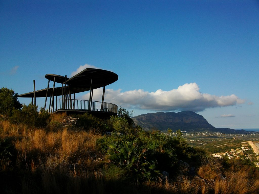 mirador de mirabarques pedreguer alicante localidad mar montaña montgo muntanya gran montaña grande casa moderna casas modernas gg homes