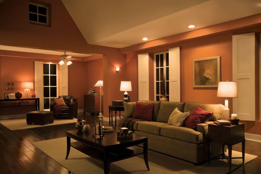 gghomes blog el significado del color en la decoración de interiores color cálido rojo amarillo naranja salón energía