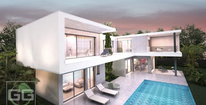GG Homes casa modular