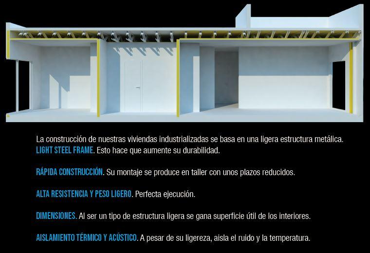 casa modular GG Homes